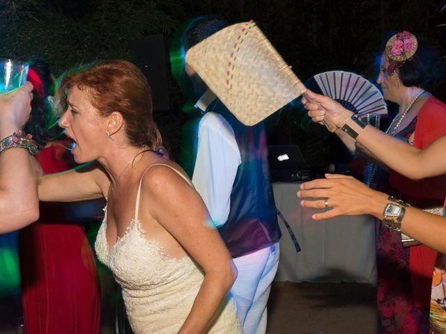 La boda de Miguel Ángel y Nathalie en Llano De Molina, Murcia 39