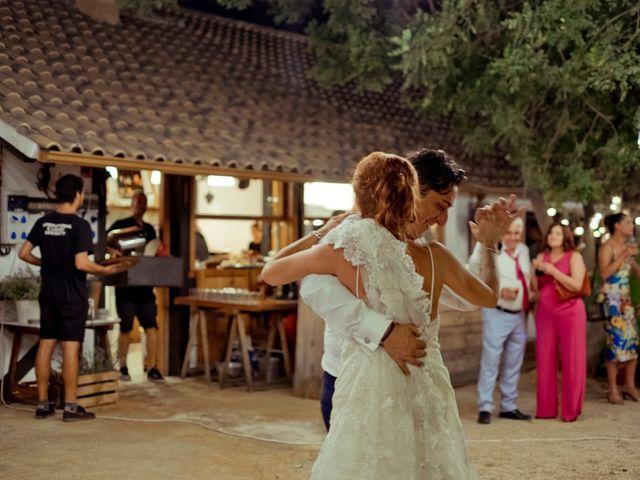 La boda de Miguel Ángel y Nathalie en Llano De Molina, Murcia 45