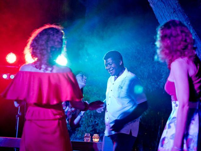 La boda de Miguel Ángel y Nathalie en Llano De Molina, Murcia 47