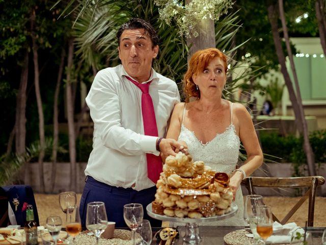 La boda de Miguel Ángel y Nathalie en Llano De Molina, Murcia 48