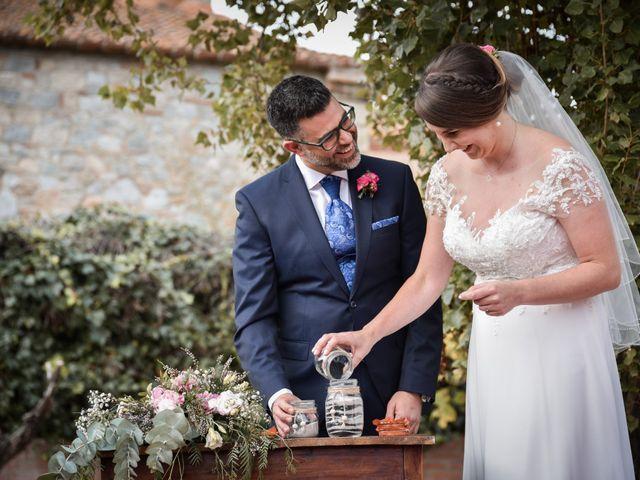 La boda de Daria y Marcos