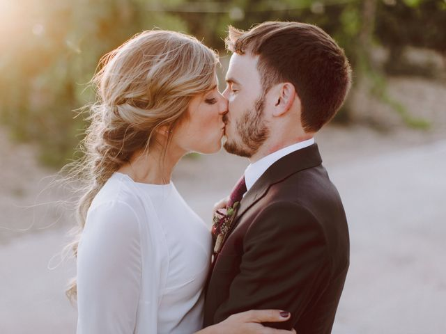 La boda de Sergi y Anna en Vila-seca, Girona 1
