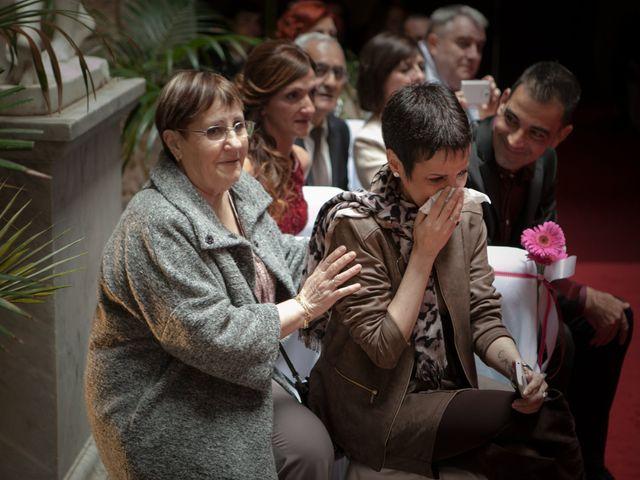 La boda de Isaac y Àngela en Torroella De Montgri, Girona 46