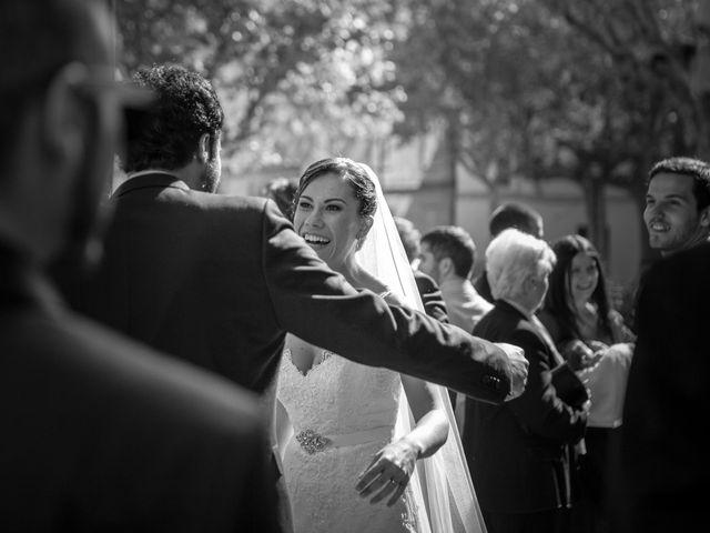 La boda de Isaac y Àngela en Torroella De Montgri, Girona 49