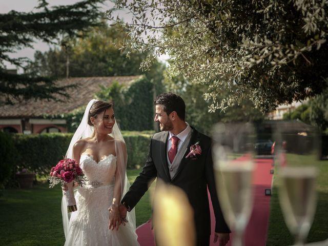 La boda de Isaac y Àngela en Torroella De Montgri, Girona 61
