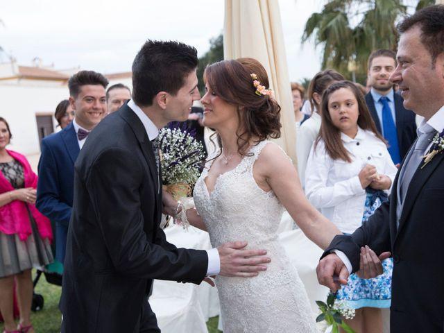 La boda de Álvaro  y Rosa  en Catarroja, Valencia 8