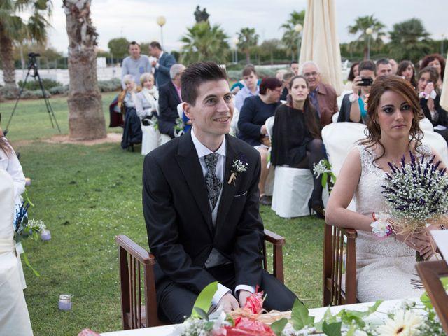 La boda de Álvaro  y Rosa  en Catarroja, Valencia 9