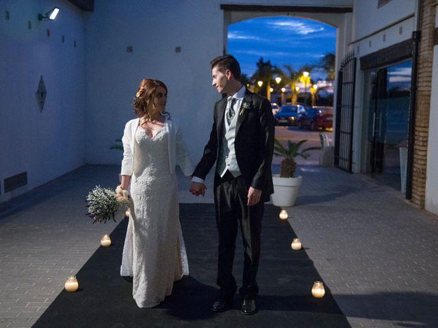 La boda de Álvaro  y Rosa  en Catarroja, Valencia 15