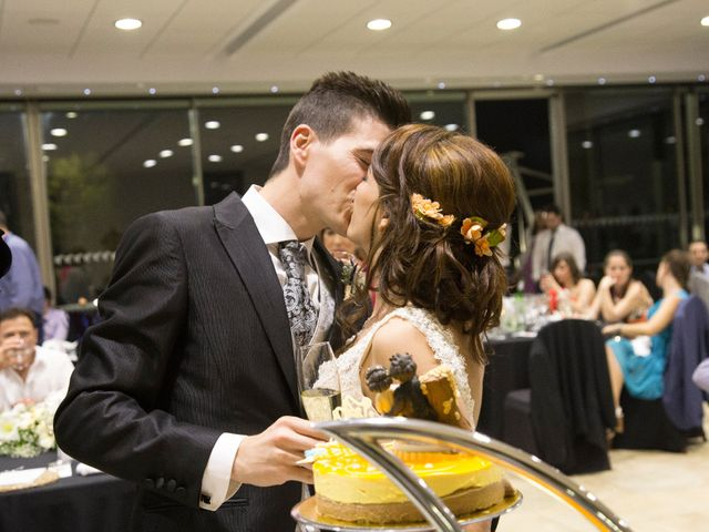 La boda de Álvaro  y Rosa  en Catarroja, Valencia 21