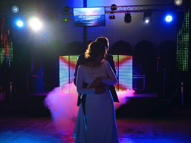 La boda de María José y Manuel