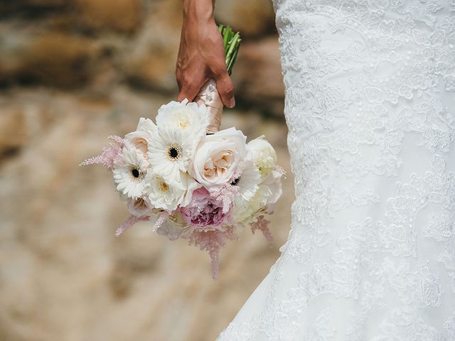La boda de Alexander y Julia en Sant Antoni De Calonge, Girona 15