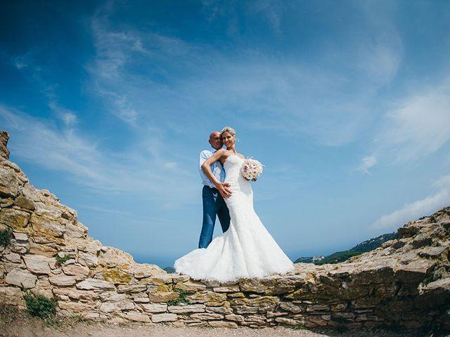 La boda de Alexander y Julia en Sant Antoni De Calonge, Girona 18