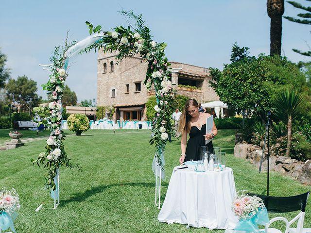 La boda de Alexander y Julia en Sant Antoni De Calonge, Girona 20