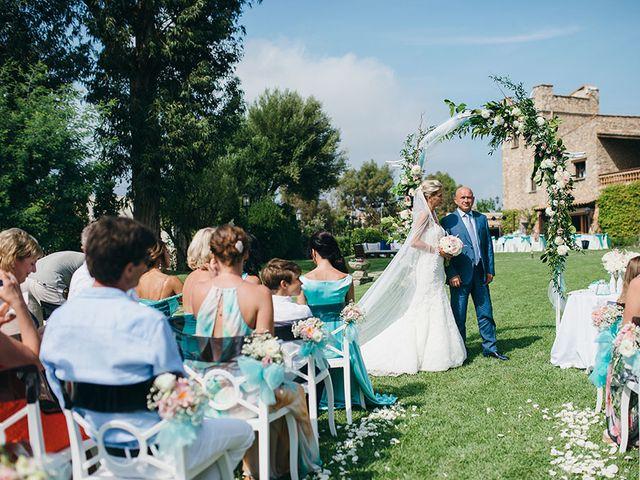 La boda de Alexander y Julia en Sant Antoni De Calonge, Girona 27