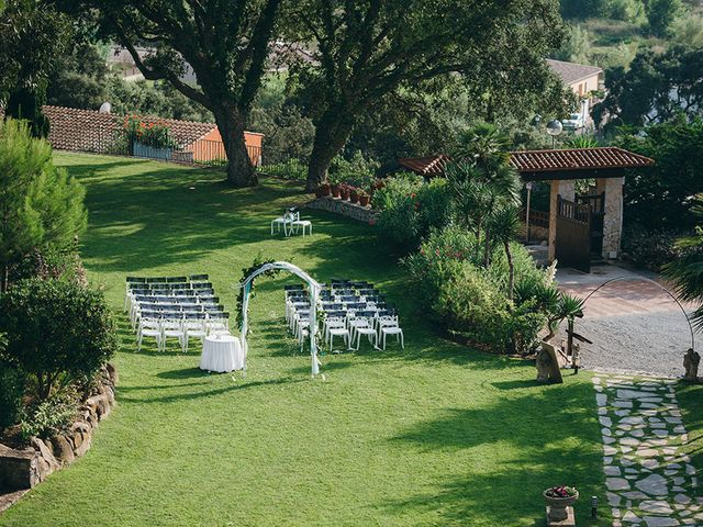 La boda de Alexander y Julia en Sant Antoni De Calonge, Girona 42