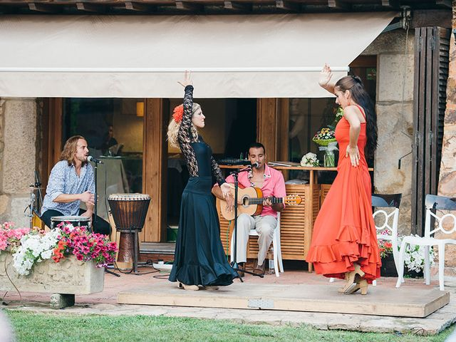 La boda de Alexander y Julia en Sant Antoni De Calonge, Girona 45