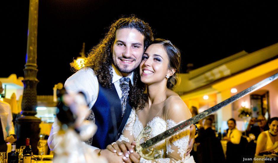 La boda de Benjamín y Estefanía en Granja De Torrehermosa, Badajoz