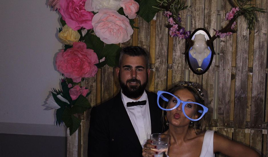 La boda de Alberto y Lourdes en Talarrubias, Badajoz