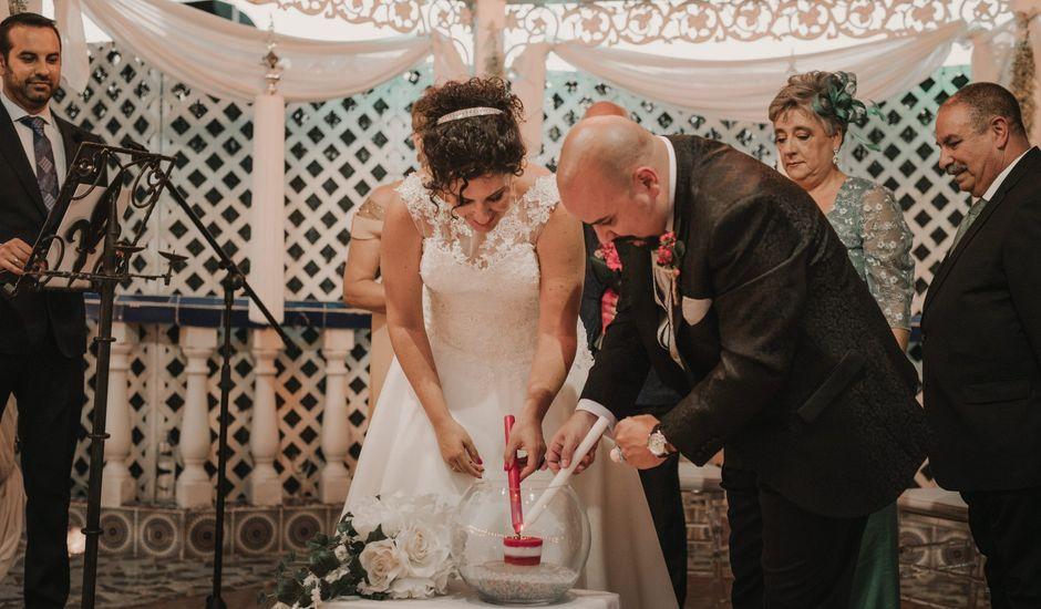 La boda de Cyntrhia y Rafa en Alfafar, Valencia