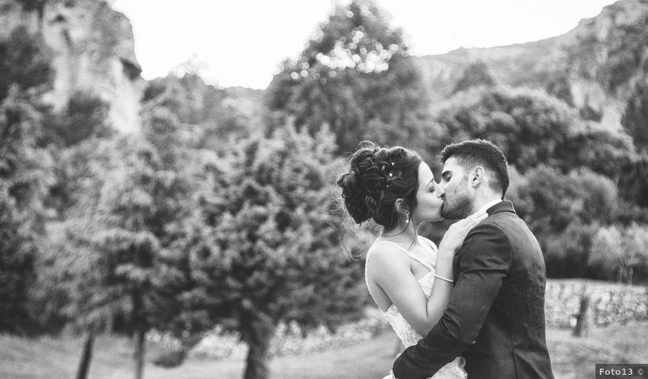 La boda de Oscar y Soraya en Vandellos, Tarragona