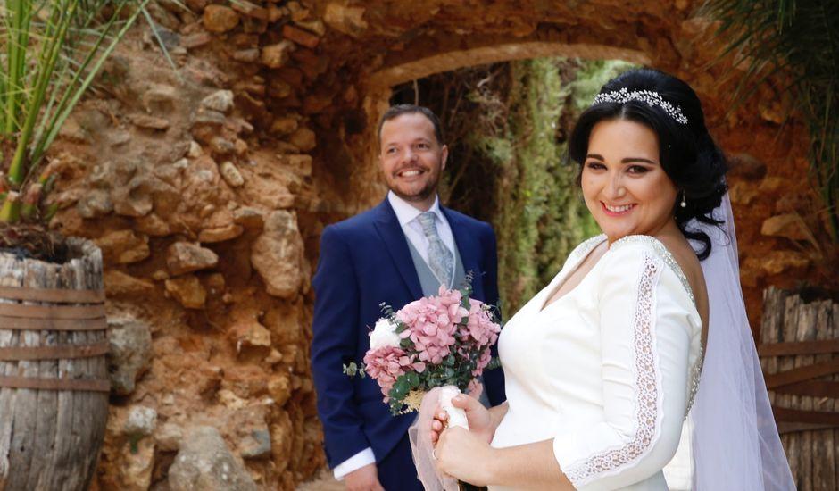 La boda de Andrés  y Isabel en Niebla, Huelva