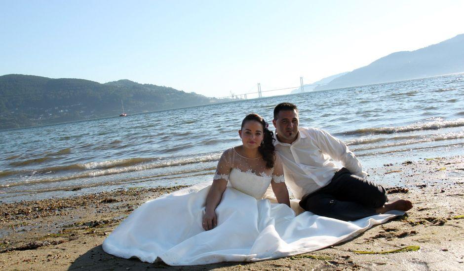 La boda de Ruben y Vicky en Poio (San Salvador), Pontevedra