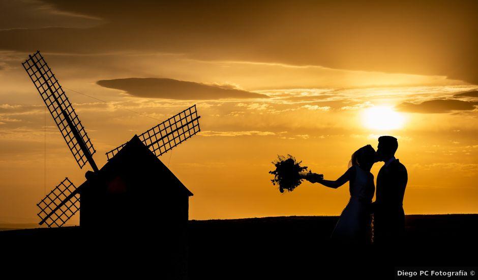 La boda de Diego y María en Campo De Criptana, Ciudad Real
