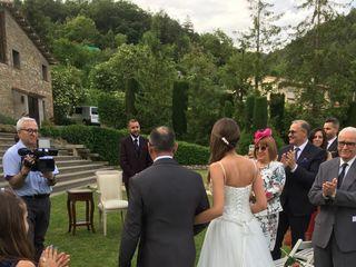 La boda de Ainoa y Mark 1