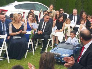 La boda de Ainoa y Mark 3