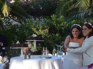 La boda de Asun y Rocío