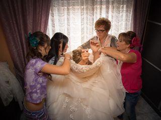 La boda de Raquel y Enrique 1