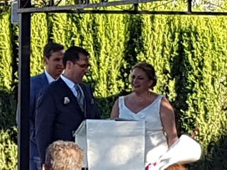 La boda de Chari y Susi