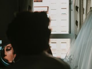 La boda de Juana y David 1