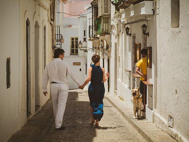 La boda de Vitaliy y Eugenia en Tarifa, Cádiz 3