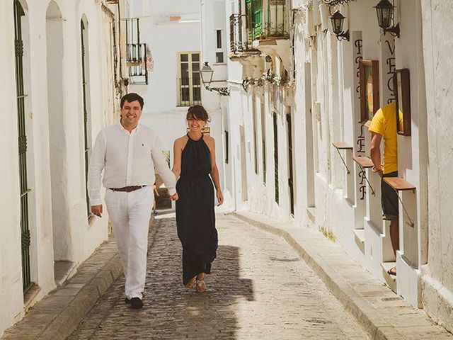 La boda de Vitaliy y Eugenia en Tarifa, Cádiz 4