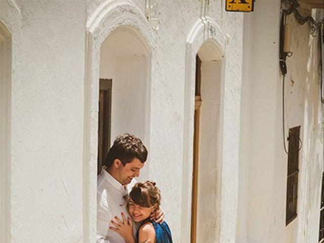 La boda de Vitaliy y Eugenia en Tarifa, Cádiz 5