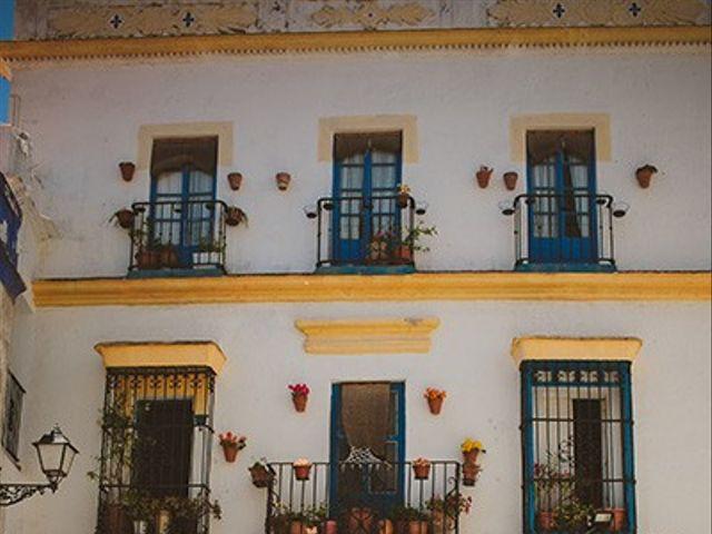 La boda de Vitaliy y Eugenia en Tarifa, Cádiz 7