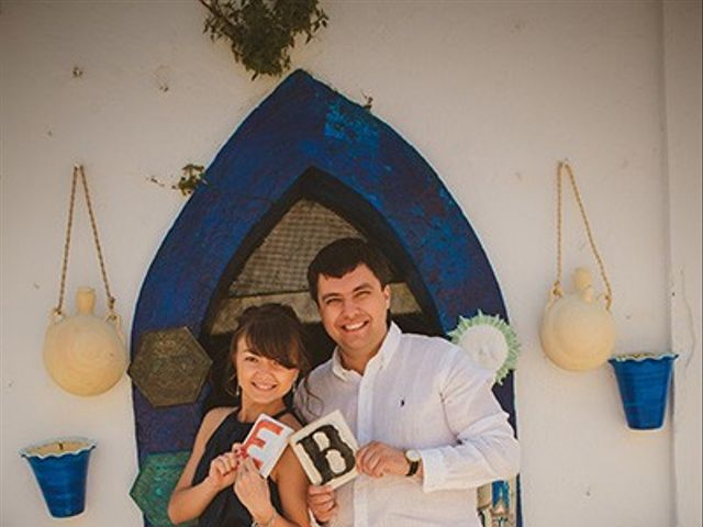 La boda de Vitaliy y Eugenia en Tarifa, Cádiz 11