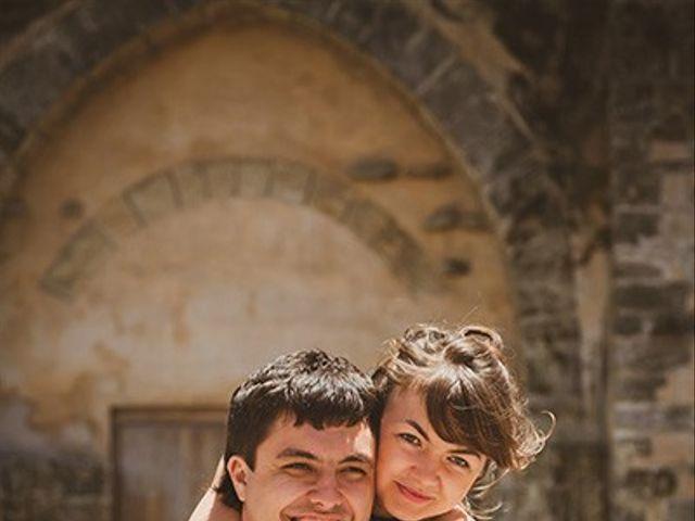 La boda de Vitaliy y Eugenia en Tarifa, Cádiz 12