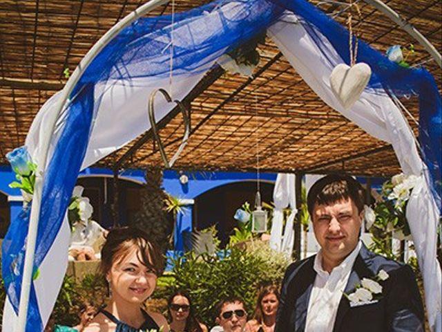 La boda de Vitaliy y Eugenia en Tarifa, Cádiz 13