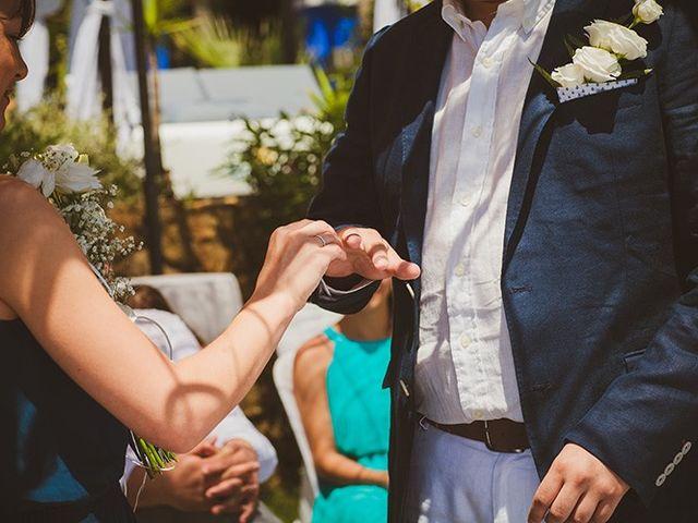 La boda de Vitaliy y Eugenia en Tarifa, Cádiz 16