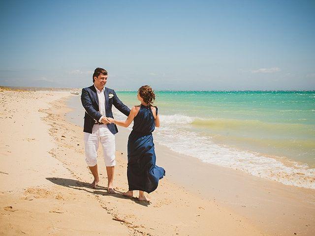La boda de Vitaliy y Eugenia en Tarifa, Cádiz 19