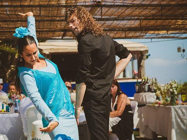 La boda de Vitaliy y Eugenia en Tarifa, Cádiz 27