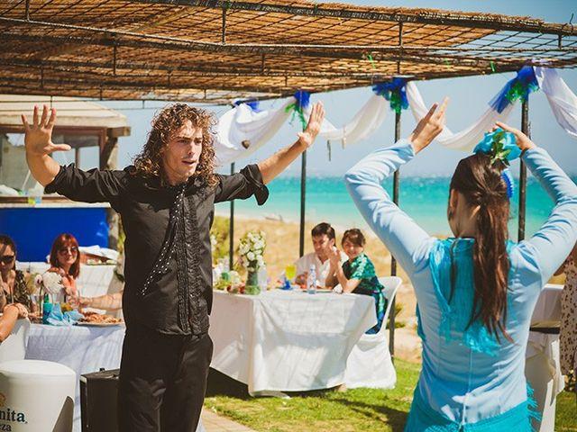 La boda de Vitaliy y Eugenia en Tarifa, Cádiz 28