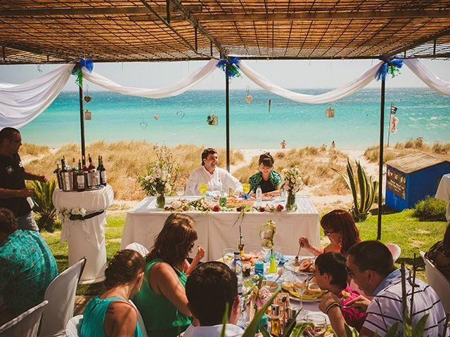 La boda de Vitaliy y Eugenia en Tarifa, Cádiz 29