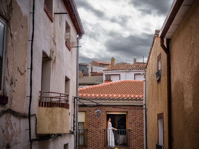 La boda de Gustavo y Laura en Castejon, Navarra 8