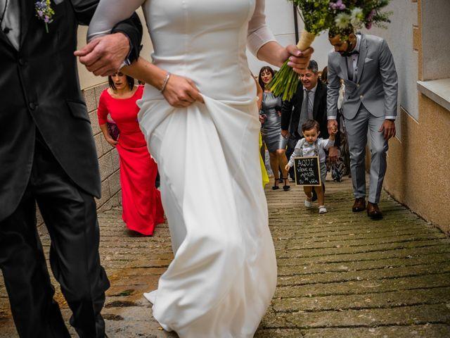 La boda de Gustavo y Laura en Castejon, Navarra 13