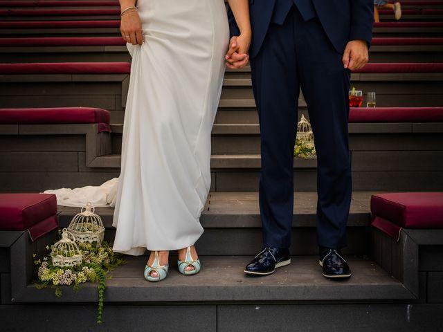 La boda de Gustavo y Laura en Castejon, Navarra 23