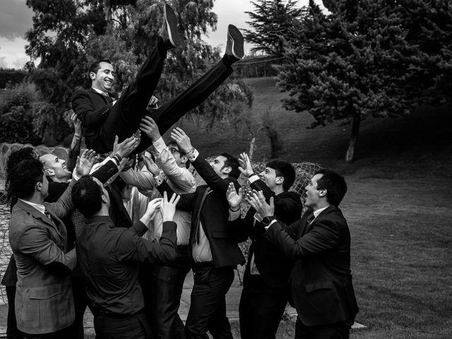 La boda de Gustavo y Laura en Castejon, Navarra 25