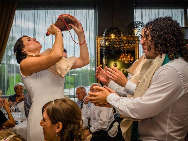 La boda de Gustavo y Laura en Castejon, Navarra 30